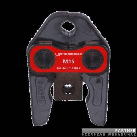 Rothenberger Préspofa M 15 mm