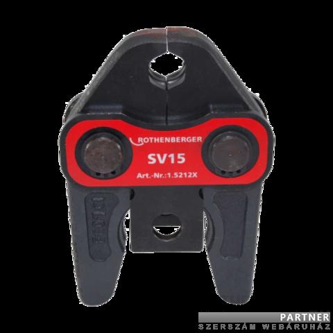 Rothenberger Préspofa SV 15 mm