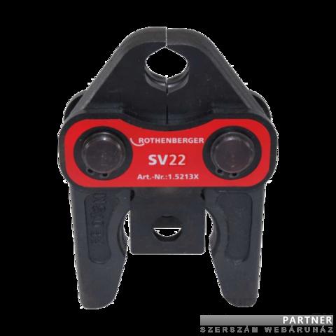 Rothenberger Préspofa SV 22 mm