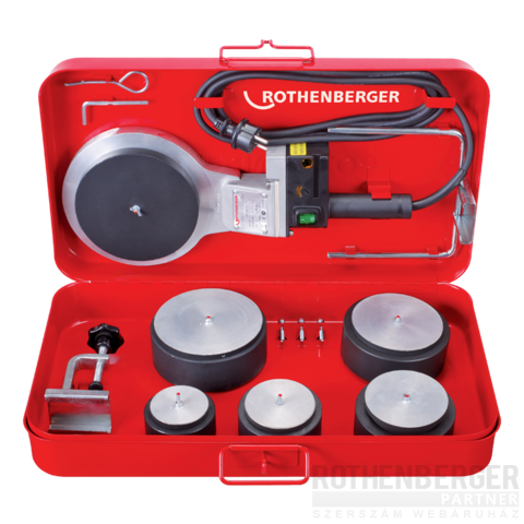 Rothenberger P125-3 Ø 63-75-90-110-125