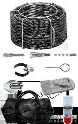Rothenberger Szerszám-spirál készlet Standard 22mm