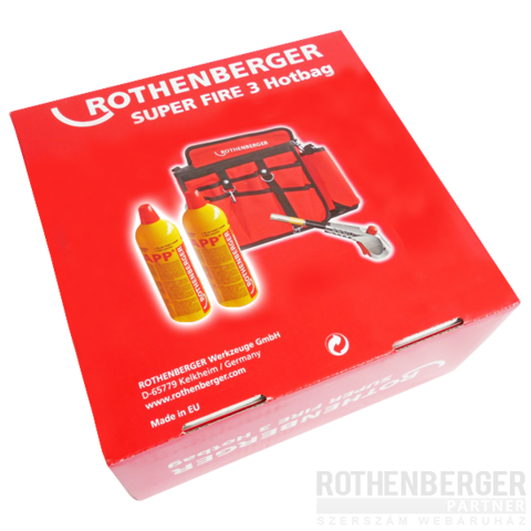 Rothenberger SUPER FIRE 3 HOTBAG