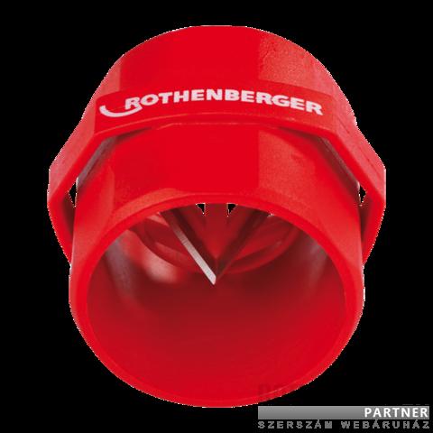 Rothenberger belső- és külső sorjátlanító Cu-, Al-csőhöz, 4-36 mm