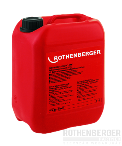 Rothenberger Rowonal ápoló és rozsdaoldó 5 liter