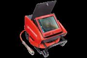 Rothenberger ROCAM 4 Plus csővizsgáló kamera 65m-es kábellel, 40mm-es EU kamerafejjel