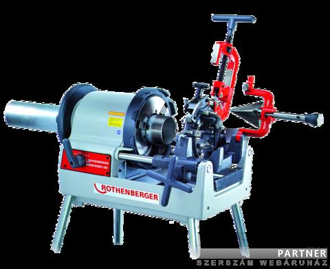 Rothenberger Supertronic 2 SE kompakt menetvágó gép