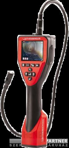 Rothenberger kézi csővizsgáló kamera Roscope 1000 készlet TEC 1000